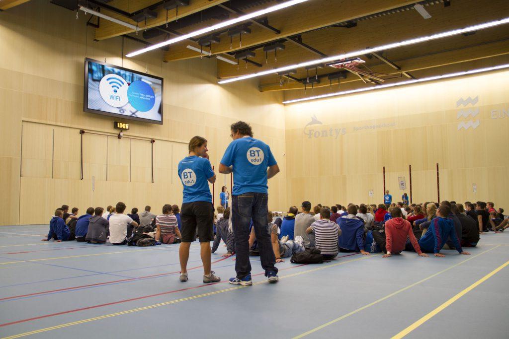 Fontys Sporthogeschool Eindhoven
