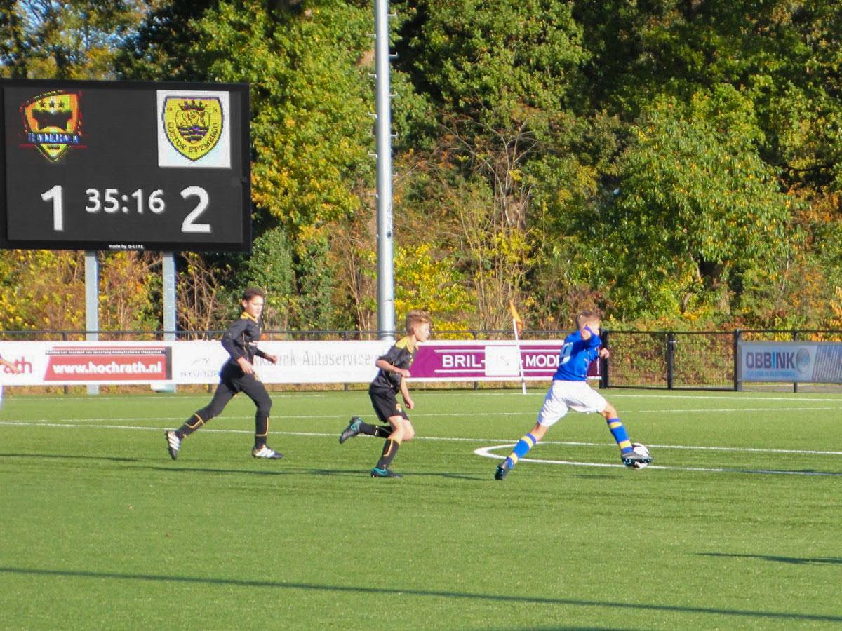 FC Winterswijk Full Colour Scorebord