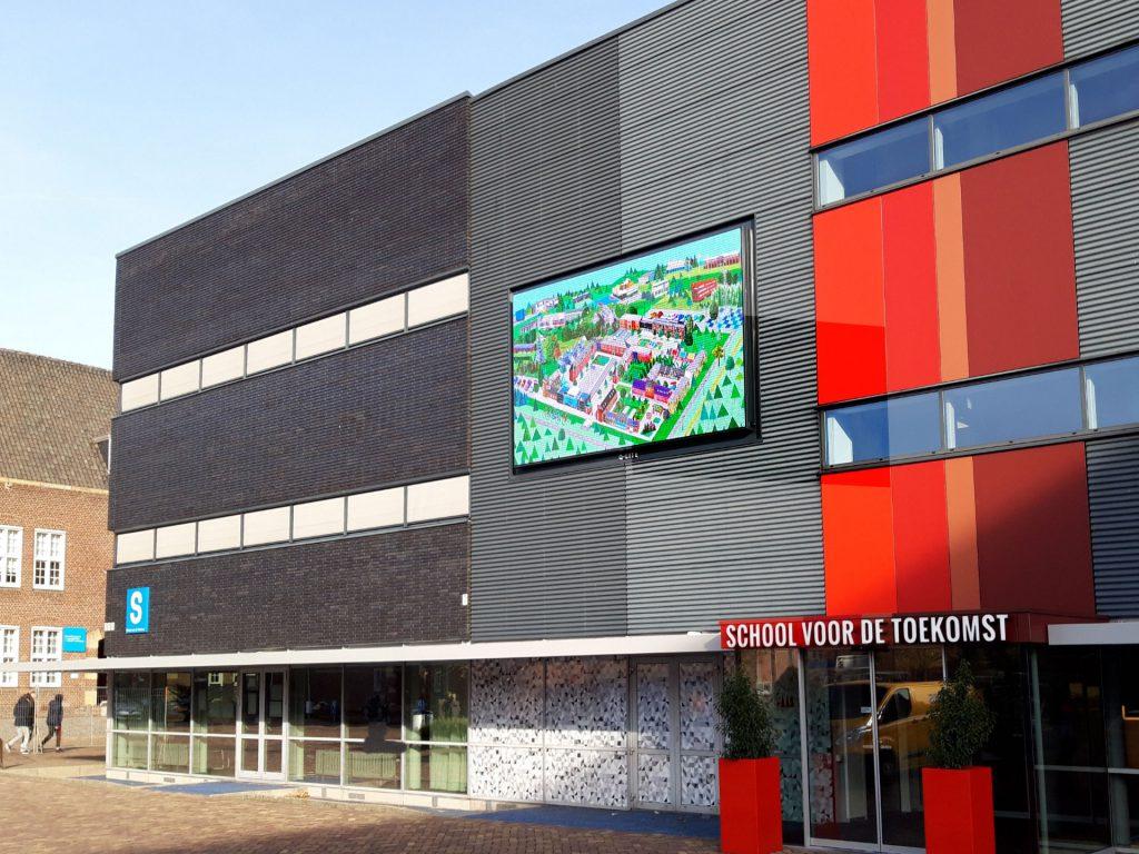 Grafisch LED-scherm KW1C