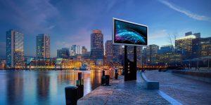 LED-scherm LED-display,QLEDTV Outdoor LED