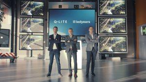 Q-lite en Ledyears verder als één organisatie en één naam