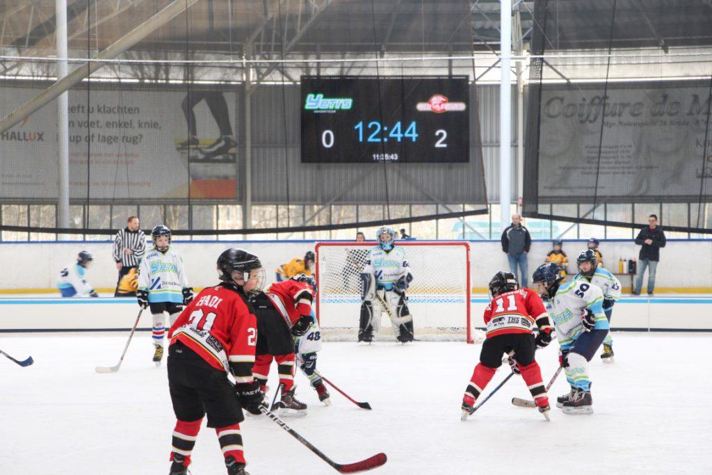 IJshockey Kunstijsbaan Breda