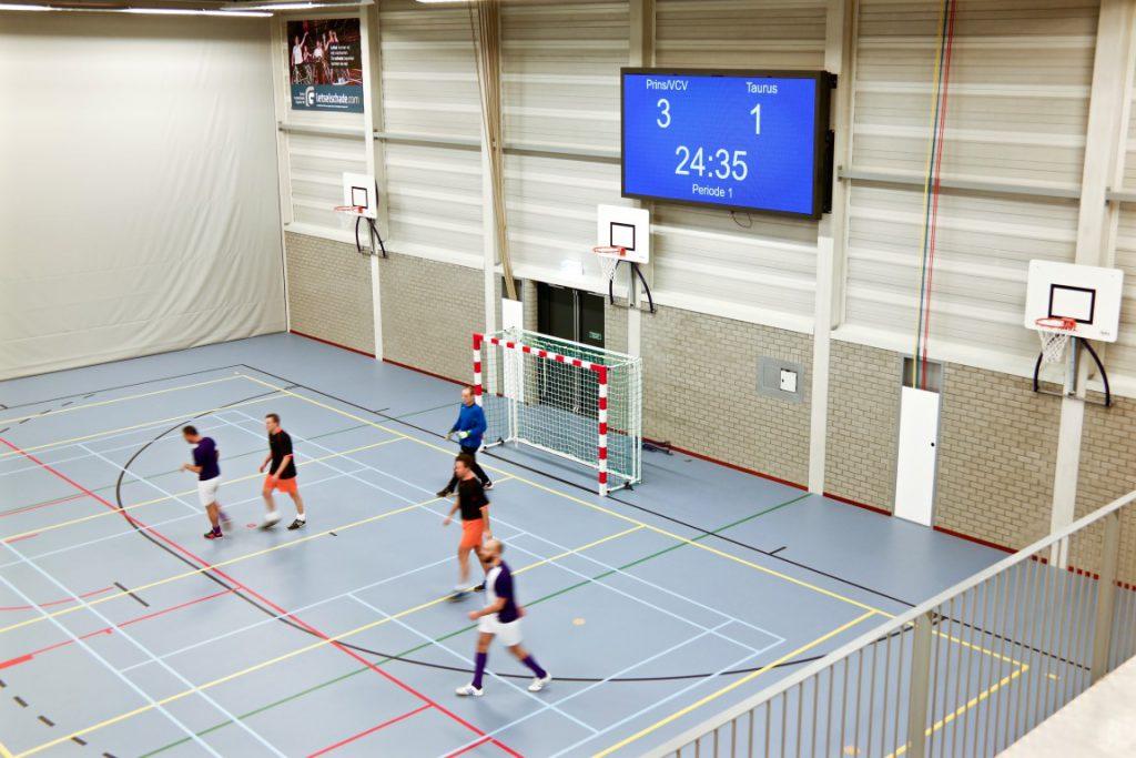 Scorebordsysteem Sportcentrum Papendrecht