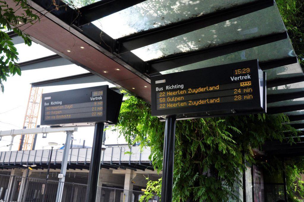 DRIS Dynamisch Reizigers Informatie Systeem