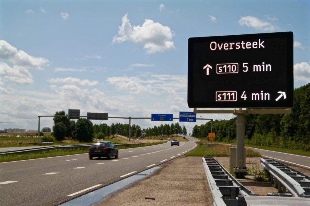 DRIP's Dynmische Route Informatie Paneel