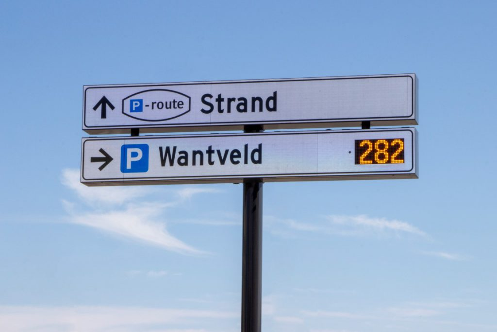 PRIS Parkeergeleiding Parkeer Route Informatie Systeem
