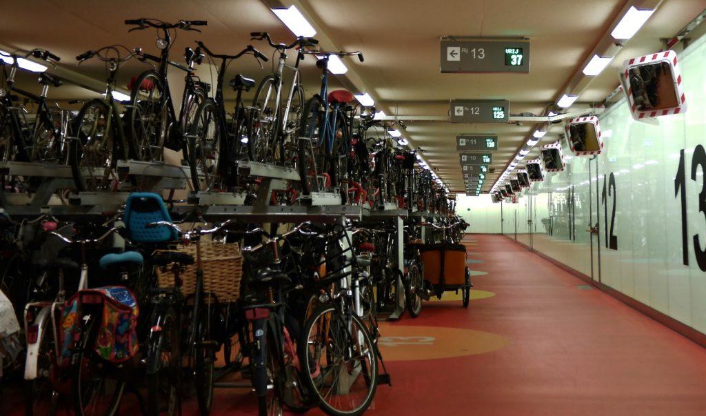 Fiets Informatie Systemen Rotterdam