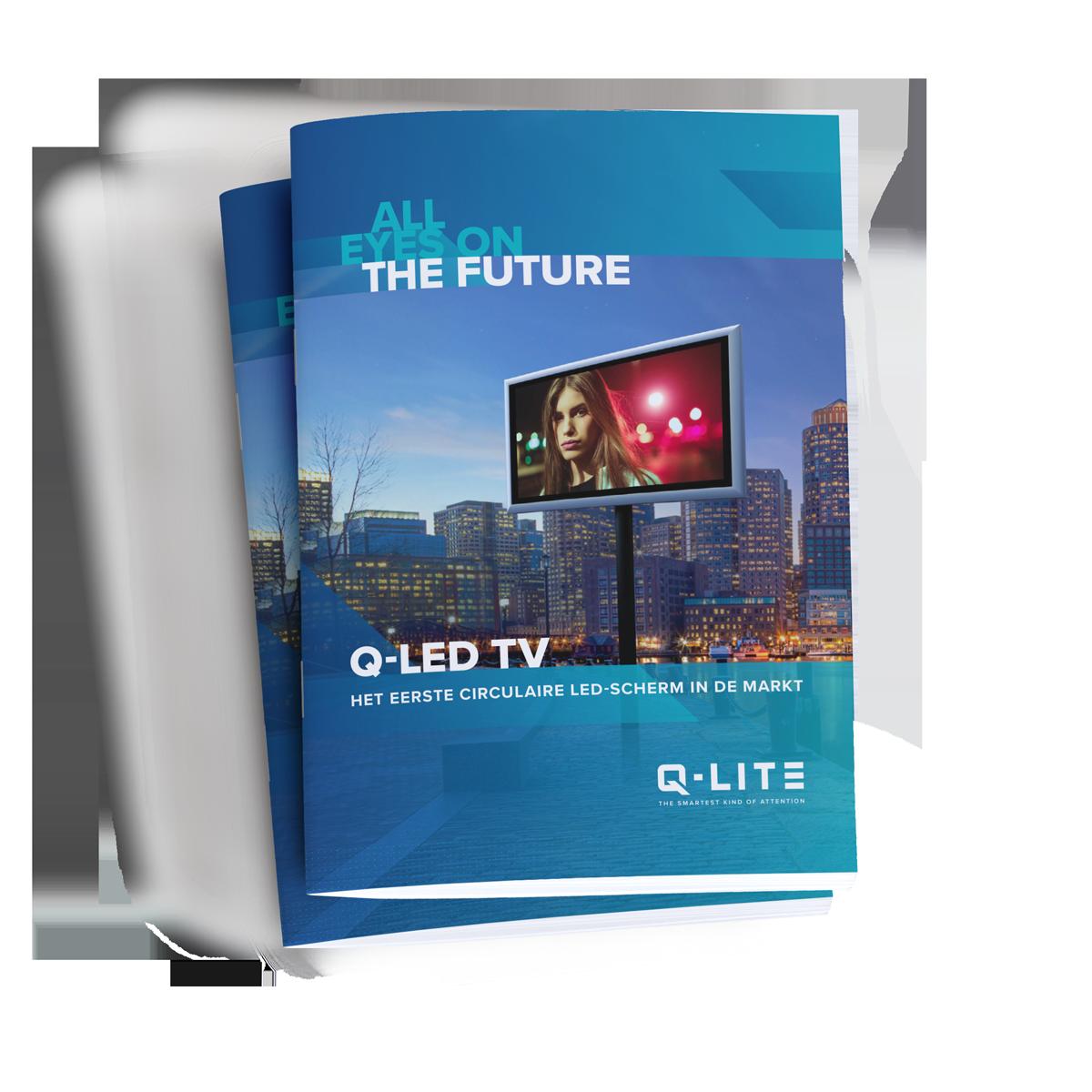 Q-LED TV