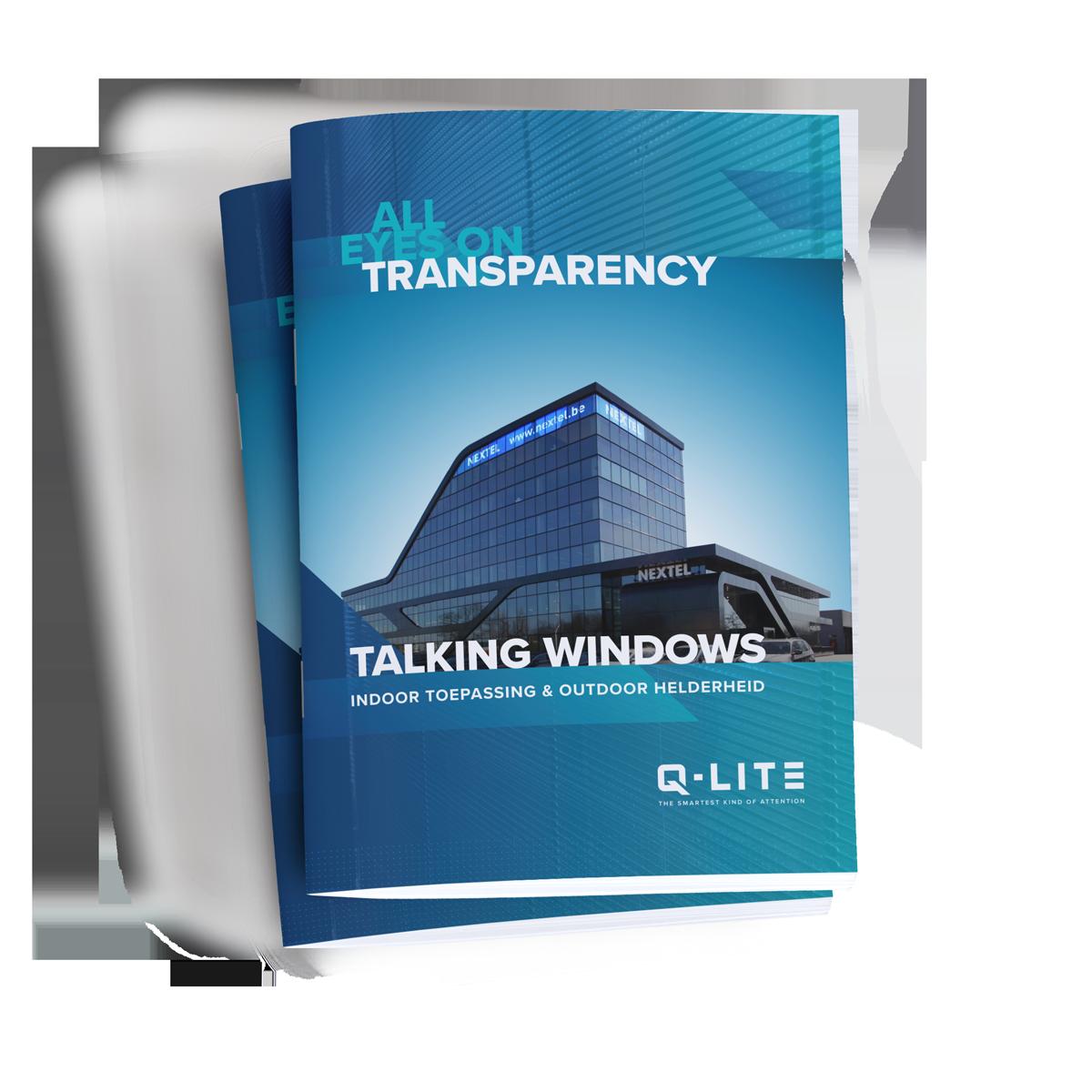 Brochure Talking Windows