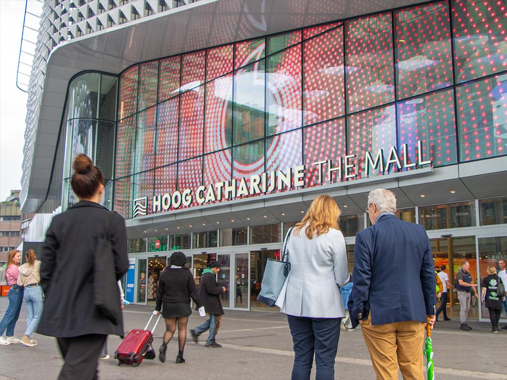 Winkelcentrum Hoog Catharijne